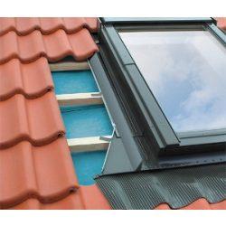 Fakro EHN-A burkolókeret magasprofilú tetőfedő anyagokhoz