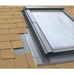 Fakro ESV burkolókeret sík tetőfedő anyagokhoz