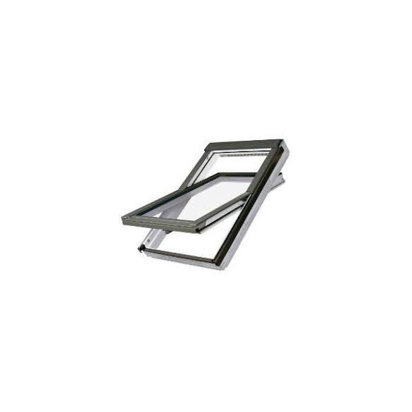 Fakro PTP U4 műanyag billenő ablak 78x98 cm 05
