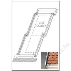 Velux GDL CABRIO tetőerkély burkolókeret